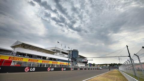 Fórmula 1: Parrilla de salida GP Hungría 2014