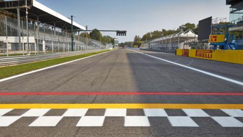 Fórmula 1: Parrilla de salida GP Italia 2014