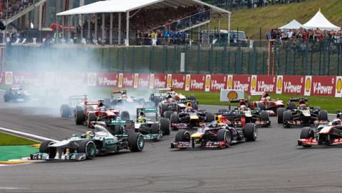 Fórmula 1: Previo GP Bélgica 2014. Un Spa muy caliente