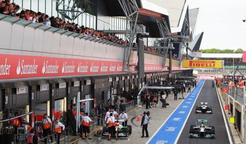 Fórmula 1: Previo GP Gran Bretaña 2014. Lewis corre en casa
