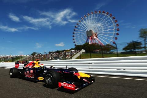 Fórmula 1: Previo GP Japón 2013. Vettel busca sentenciar