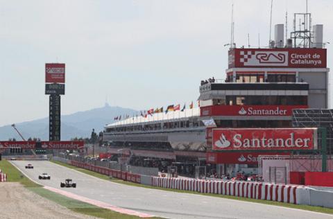Fórmula 1: Previsión del tiempo para el GP España 2014