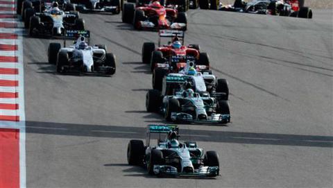 Fórmula 1: Resumen GP EEUU 2014. Ganó Hamilton