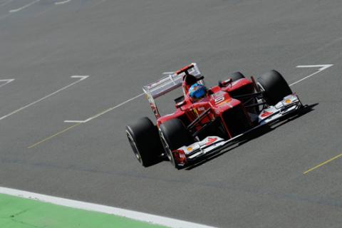 Fórmula 1: Resumen GP Europa 2012. Alonso derrite Valencia