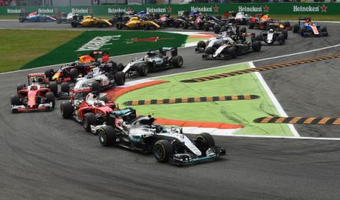 La Fórmula 1 seguirá en Italia en 2017
