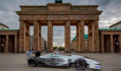 Formula E - 2014
