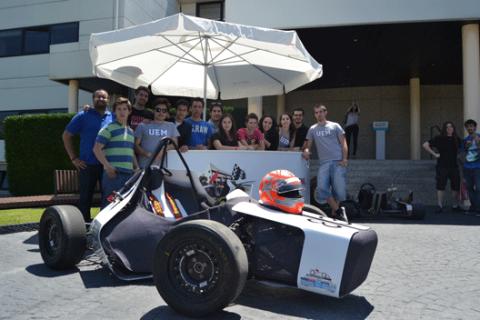 Formula Student - Equipo UEM