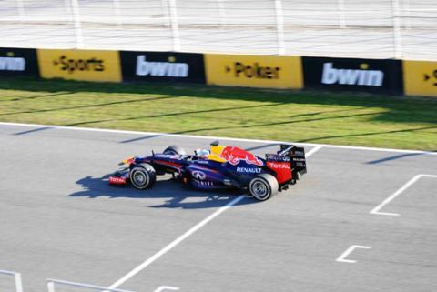 Fotografías de los Tests F1 Jerez 2013