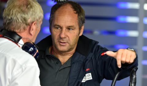 """Gerhard Berger: """"Alonso ya no es el mejor piloto"""""""