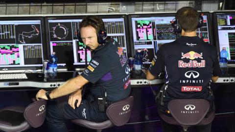 La gestión de datos será clave en 2015, según Red Bull