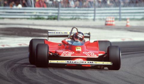 Gilles Villeneuve-Ferrari-1979