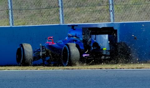 El GP de Australia peligra por el accidente de Alonso