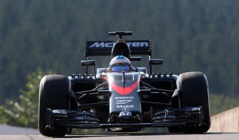 GP Bélgica 2015: McLaren-Honda estrena dos motores