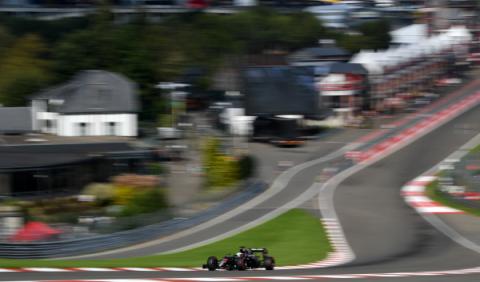 GP Bélgica F1: la mejor carrera de Alonso en McLaren-Honda