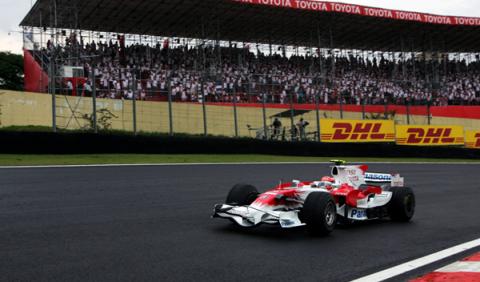 GP Brasil 2008: el día que Timo Glock decidió el título