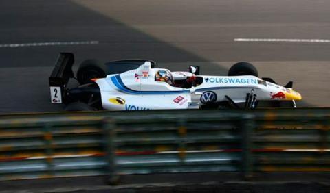 GP Macao F3 2013 - Carlos Sainz