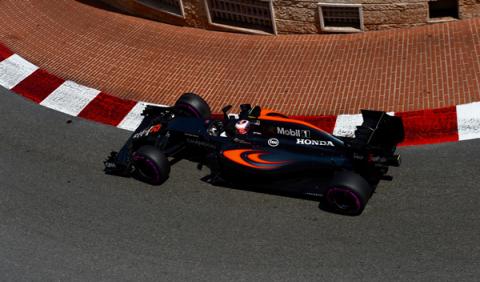 GP Mónaco 2016: Alonso brilla y acaba quinto