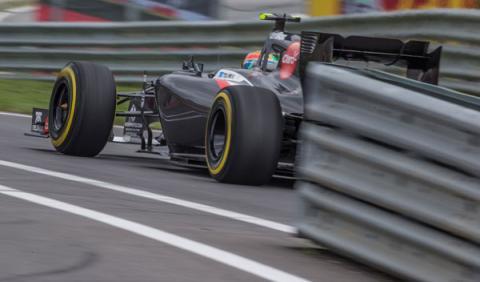 Gutiérrez  es sancionado para el GP Gran Bretaña