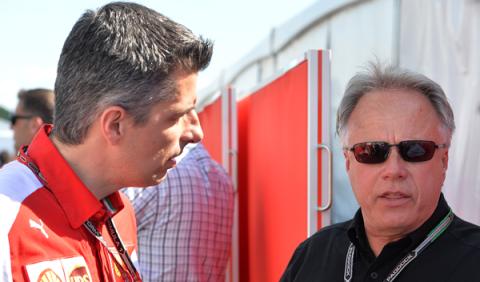Haas F1 usará la antigua sede de Marussia en Inglaterra