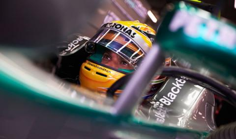 Hamilton - Mercedes - Belgica