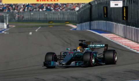 """""""Hamilton no está cómodo con el Mercedes"""""""