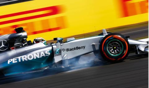 """Hamilton: """"No me rendiré; será duro, pero iré a recuperar"""""""