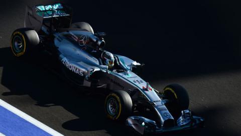"Hamilton: ""Va a ser una carrera difícil, pero lo daré todo"""