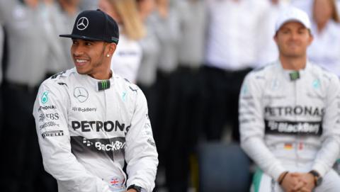 Hamilton Vs Rosberg, ganó el mejor