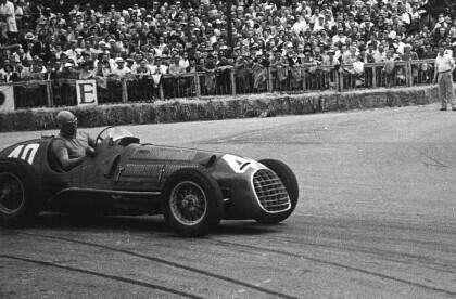 La historia del GP de Mónaco según Ferrari