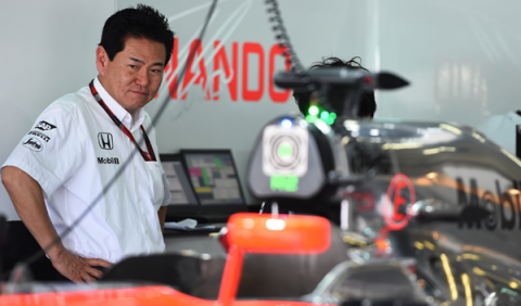 Honda F1 sustituye a Arai, su máximo responsable