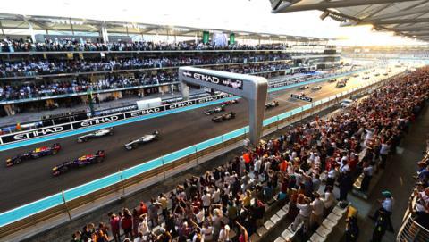 Los horarios de Antena 3 para el GP Abu Dabi F1 2014