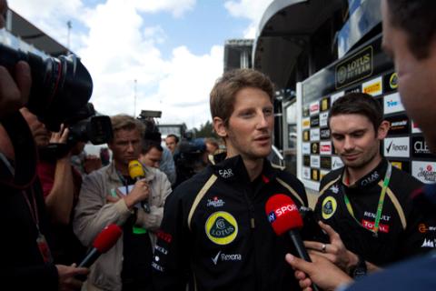 Los horarios de Antena 3 para el GP Bélgica F1 2013