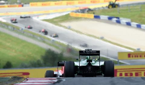Horarios del GP de Austria en Antena 3 y Movistar F1