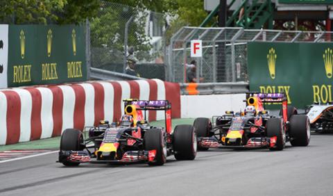 Horarios del GP Canadá F1 2016