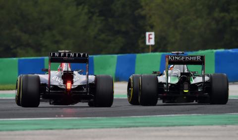 Horarios del GP Hungría 2015 en Antena 3 y Movistar TV