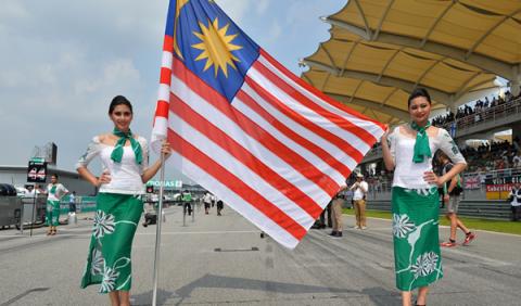 Horarios del GP Malasia F1 2015 en Antena 3 y Movistar TV