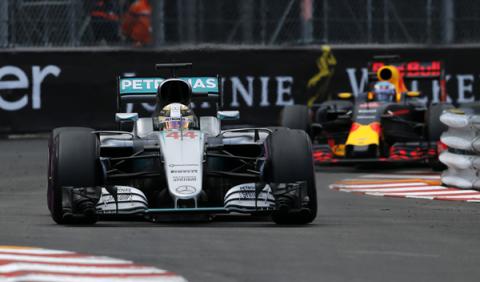 Horarios del GP de Mónaco F1 2017