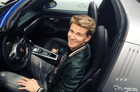 Hülkenberg correrá en Le Mans 2015 con Porsche