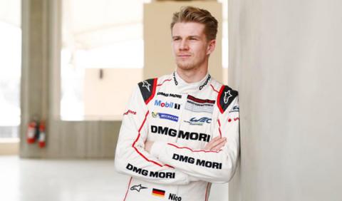 Hülkenberg se prepara para Le Mans en el simulador