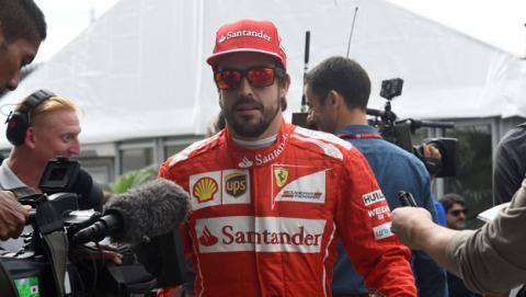 Jean Todt no le dio la mano a Fernando Alonso