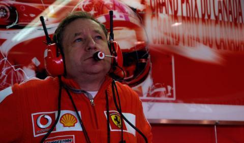 Jean Todt visita a Michael Schumacher en el hospital