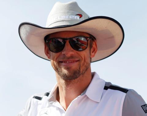 """Jenson Button: """"Es una situación extraña"""""""
