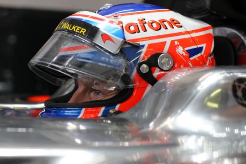 Jenson Button - McLaren - GP Australia 2012
