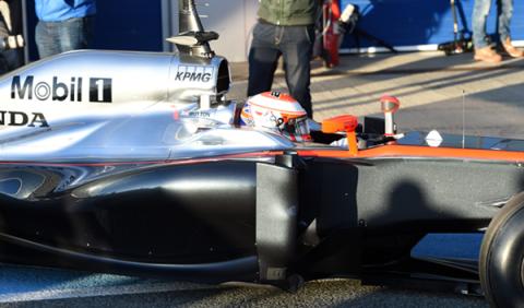 """Jenson Button: """"no hay gran preocupación"""""""