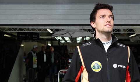 Jolyon Palmer será piloto de Lotus F1 en 2016
