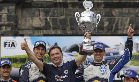 Jost Capito se unirá a McLaren en Spa-Francorchamps