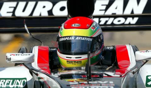 Justin Wilson: su fugaz paso por la Fórmula 1