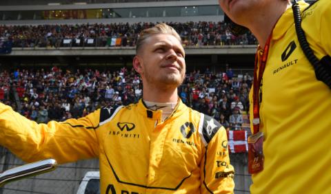 Kevin Magnussen sustituirá a Gutiérrez en Haas