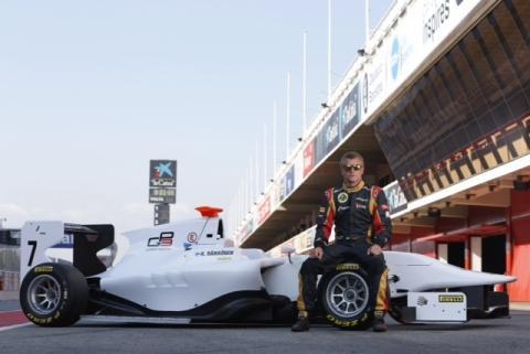 Kimi Räikkönen GP3
