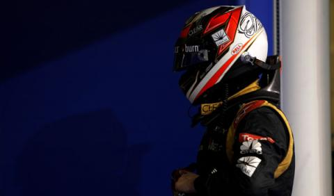 Kimi Räikkönen - Lotus